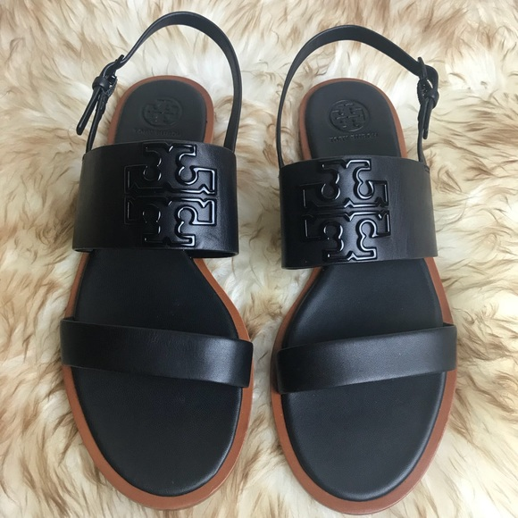3e5a0be55a0e Tory Burch Melinda Powder Coated Sandal